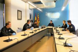 Sant Antoni refuerza la plantilla de la Policía Local con dos agentes más