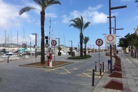 APB abre la barrera del puerto para facilitar la movilidad de los residentes