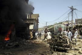 Una bomba deja 23 muertos y 54 heridos en Pakistán