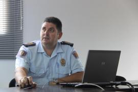 Javier Verdugo: «Sant Antoni necesita más agentes patrullando por las calles»