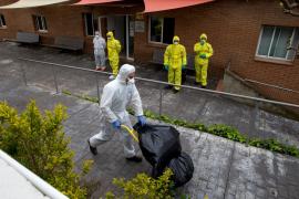 Más de 3.000 mayores usuarios de residencias han fallecido en el marco de la pandemia