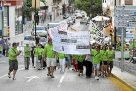 Verde esperanza contra los recortes educativos