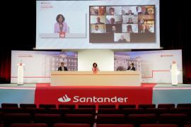 Junta General de Accionistas del Santander
