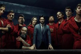 La Casa de Papel se estrena en Netflix