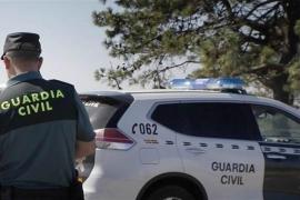 Detenido un joven que iba por Sant Jordi empuñando un hacha
