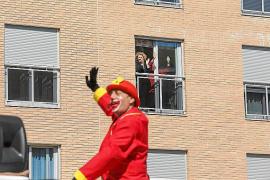 Sonrisas en los balcones