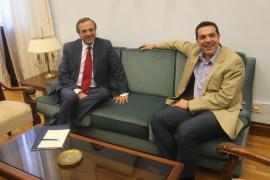 Samarás mantiene que buscará renegociar el plan de rescate   europeo