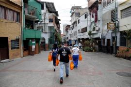 Venezuela acusa a Colombia de aprovechar la pandemia para «colar» paramilitares y mercenarios