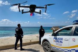 Formentera contabiliza 51 denuncias desde el inicio del confinamiento
