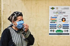 África supera los 10.000 casos de coronavirus y se acerca a los 500 fallecidos