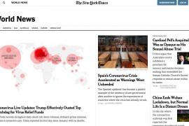 'The New York Times' ataca al Gobierno por ignorar la llegada de la COVID-19