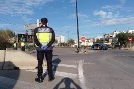 Detenidos cuatro reincidentes en Ibiza, dos de ellos haciendo una 'mudanza'