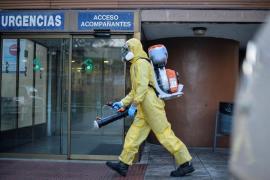 El número de fallecidos por el coronavirus en España vuelve a subir: 757 en las últimas 24 horas