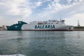 Baleària anuncia un crecimiento del 19 % en 2019 en su informe anual