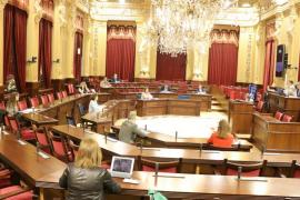 Los diputados de Baleares no se rebajan el sueldo de momento