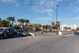 Detenido un joven en Ibiza que ya suma tres arrestos y otras tantas denuncias por desobediencia