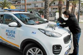 La Policía de Santa Eulària incrementa los controles en Semana Santa