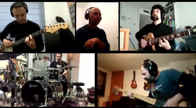 El grupo ibicenco Stone Corners publica 'Crisis', el vídeo de su última canción inédita