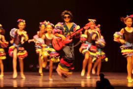 XIII muestra de danza y baile