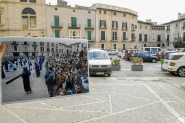 palma semana santa calles vacias - coronavirus foto miquel a cañell