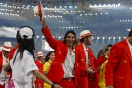 Rafael Nadal, abanderado del equipo español en los JJ OO de Londres