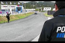 La Policía Local de Sant Josep utiliza una 'app' conectada a la DGT para vigilar el confinamiento