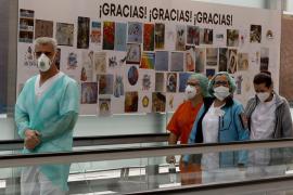 Leve ascenso de fallecidos en España al contabilizarse 619 muertos por coronavirus en las últimas 24 horas