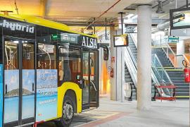 Los nuevos horarios de los autobuses de Ibiza a partir del 14 de abril