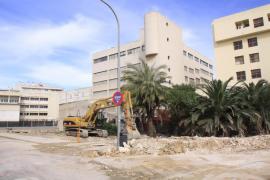 El Ayuntamiento de Eivissa abrirá un parking gratuito de 60 plazas en el centro de la ciudad