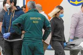 La Guardia Civil investiga la muerte de un hombre hallado en Cala Llenya