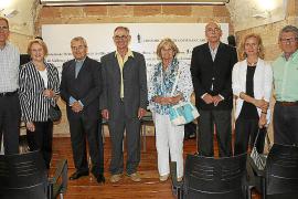 Conferencia de Gabriel Verd sobre 'El Colón mallorquín' en el Castillo de San Carlos