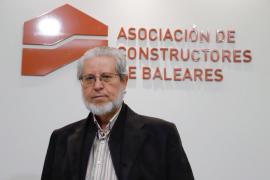 Eduardo López, presidente Constructores de Baleares