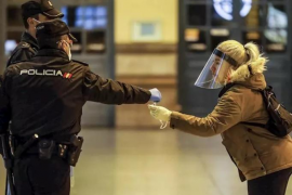 España registra 567 muertos en las últimas 24 horas, un leve repunte con respecto a ayer