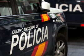 La Policía Nacional detiene a un joven al que cazaron forzando un negocio de Ibiza