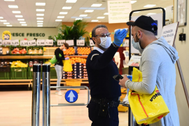 Italia supera los 21.000 muertos y sigue reduciendo los hospitalizados