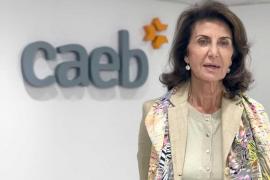 Carmen Planas, presidenta de CAEB.