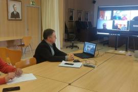 Sant Josep estudiará la opción de suspender el canon de explotación de las concesiones de playa