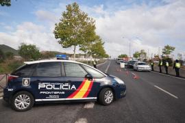 Detenidos en Ibiza tres reincidentes con arrestos previos por desobediencia