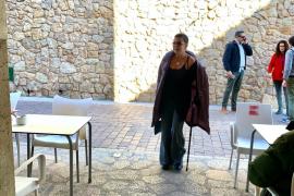 Eva Hache visita a los paisanos de Lloret EN TVE.