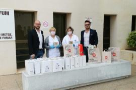 Pascucci Café dona café frío, azúcar, filtros de café y vasos biodegradables para los trabajadores de Can Misses