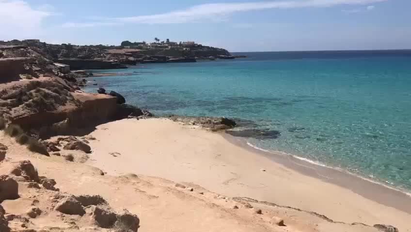 Las Reserves Naturals des Vedrà, es Vedranell i els illots de Ponent publican un espectacular vídeo de Platges de Compte