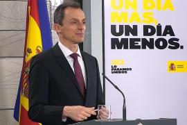 Rueda de prensa de Isabel Celaá y Pedro Duque