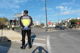 Detenidos dos reincidentes en Ibiza por desobediencia