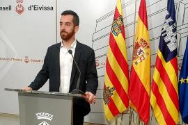 El Consell d'Eivissa prevé pérdidas de seis o siete millones de euros en el transporte público por el coronavirus