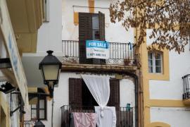 La venta de viviendas en Ibiza, en imágenes (Fotos: Marcelo Sastre).