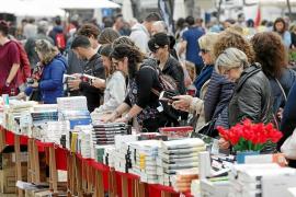 El Ayuntamiento de Ibiza organiza actividades a través de sus redes sociales para la Diada de Sant Jordi