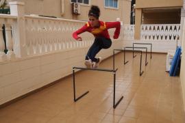 Caridad Jerez: «He mejorado la repostería»
