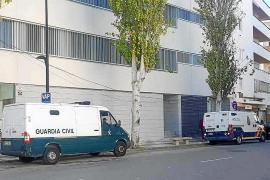 Primer ingreso en prisión de un detenido en Ibiza por desobediencia