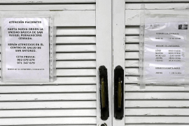 Cierran las unidades de salud de Sant Rafel, Santa Agnès, Sant Mateu y Puig d'en Valls