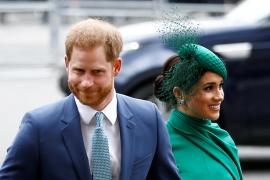 Los duques de Sussex dejan de cooperar con varios tabloides